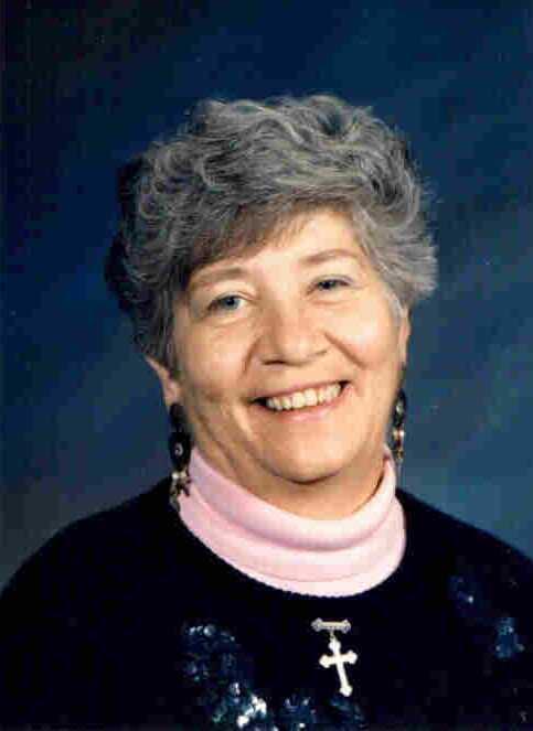 Sister Anne Keffer